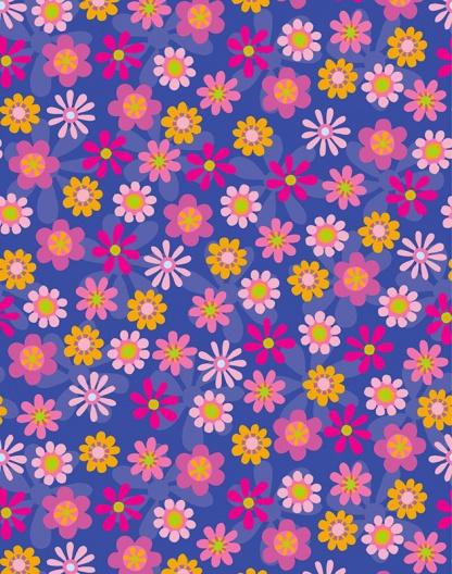 Bubblegum Floral – 2102