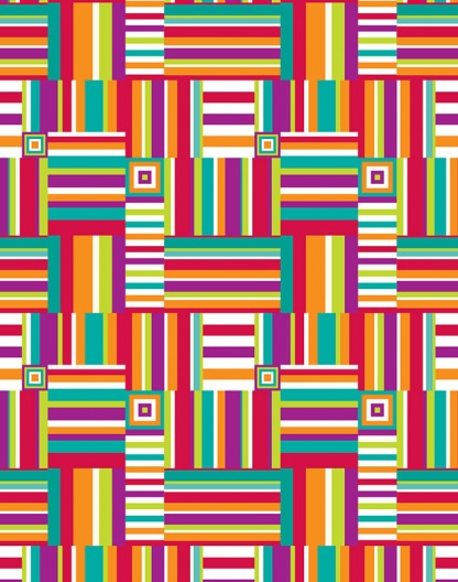 Stripe Patchwork – 1509