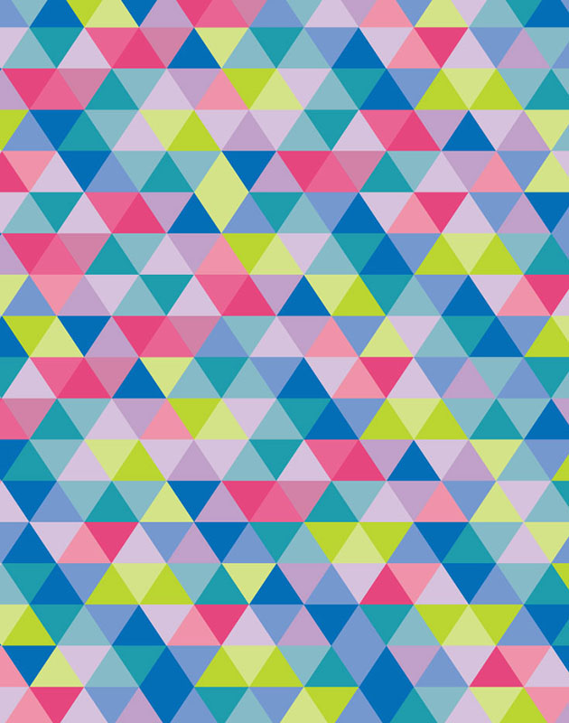 Faceted Triangles – 1604