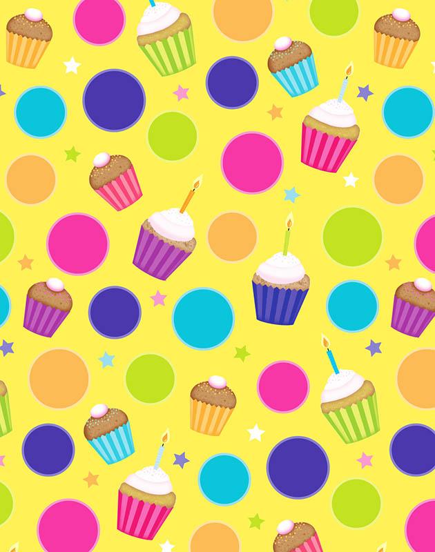 Cupcake Dots – 1110