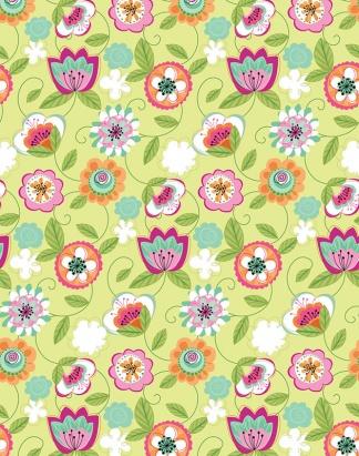 Pretty Floral – 1116