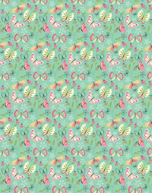 Pretty Butterflies – 1117