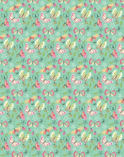 Pretty Butterflies – 1117