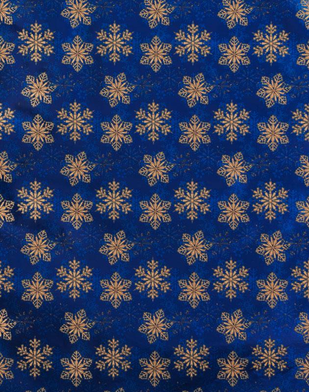 Blue Snowflake – Foil – 1224