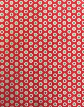 Starburst Circles – Foil – RXF1419