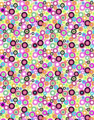 Spiral Floral – 2107