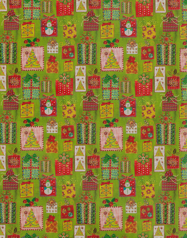 Christmas Quilt – 3000