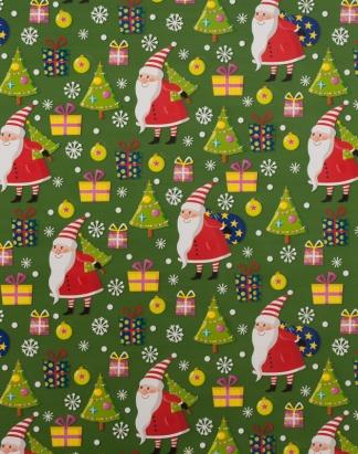 Santa & Trees – RX3006