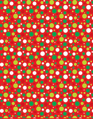 Christmas Dots – RX5307