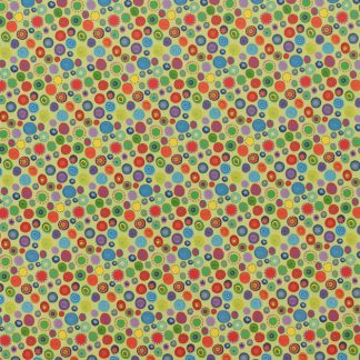 Lime Dots – 7165