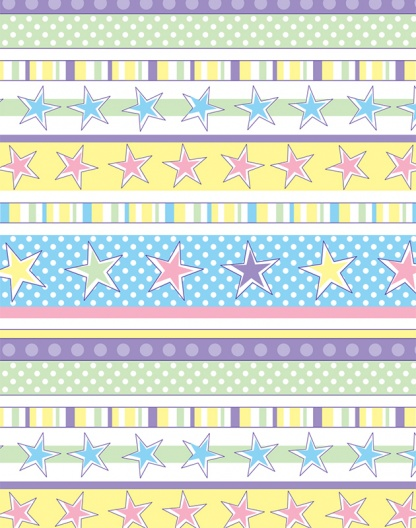Baby Stars and Stripes – 9011