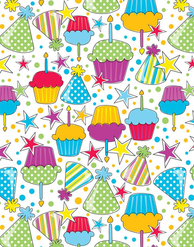 Birthday Cupcakes – 9017