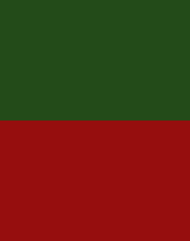Red/Green – Reversible – 9031