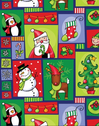 Christmas Characters – 1120