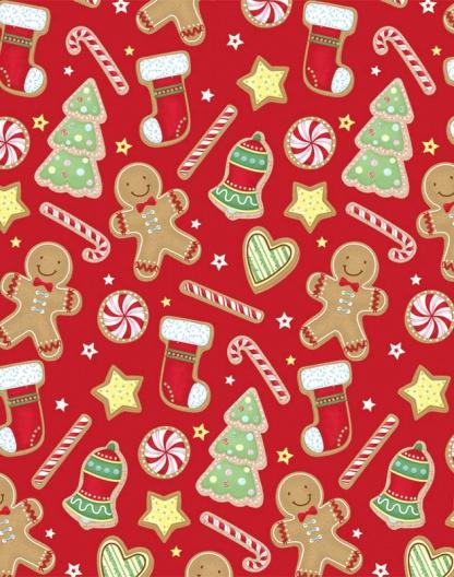 Gingerbread – RX1122