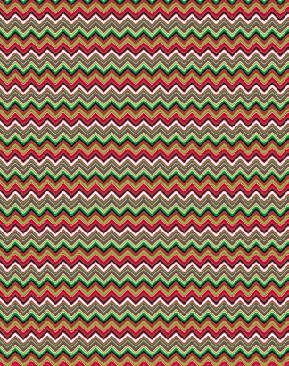 Holiday Chevron – 1223