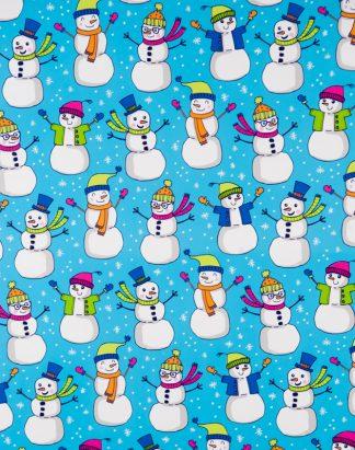 Festive Snowman – 1808