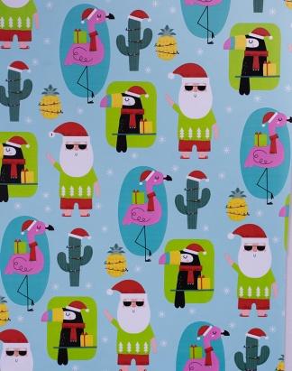 Santas Flip Flops – RX1926